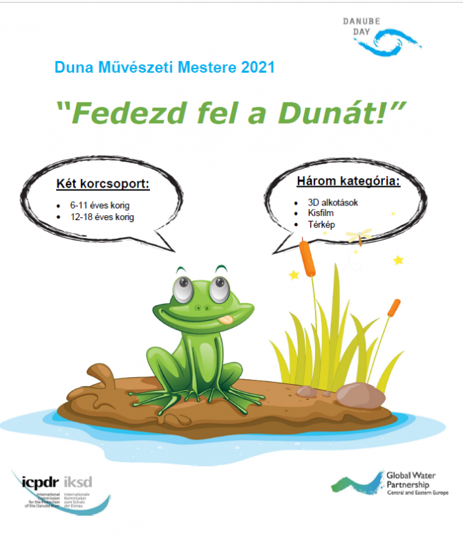 Duna Művészeti Mestere 2021