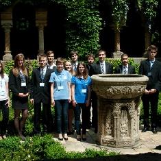 Stockholmi Ifjúsági Víz Díj 2013- magyar verseny